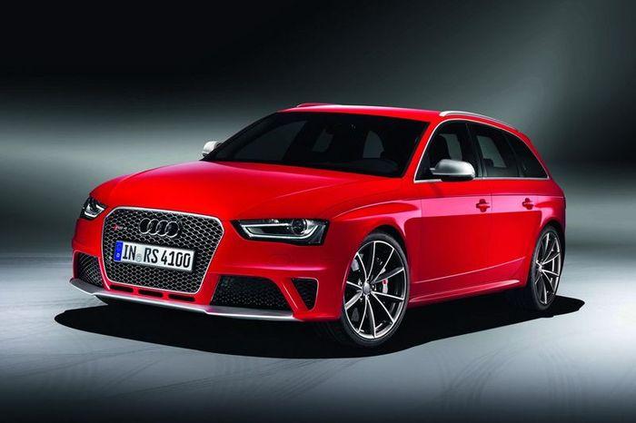 Официальные фотографии нового Audi RS4 Avant 2013 (39 фото)