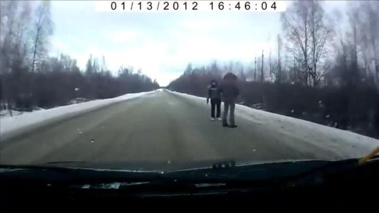 Авария дня часть 466 (фото+видео)