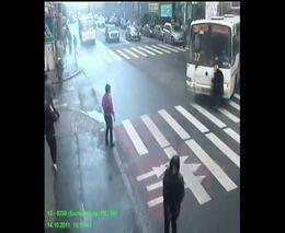Подборка аварий с пешеходами