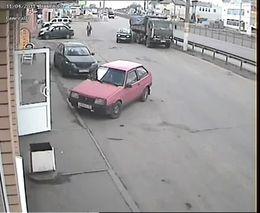 Загасил три машины