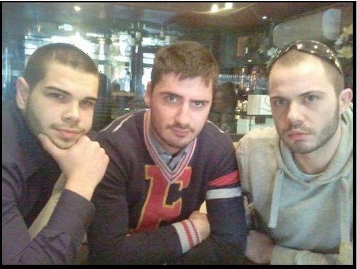 Три парня гей фото 261-979