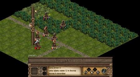 Fantasy Kommander - The Empire of Adamantia