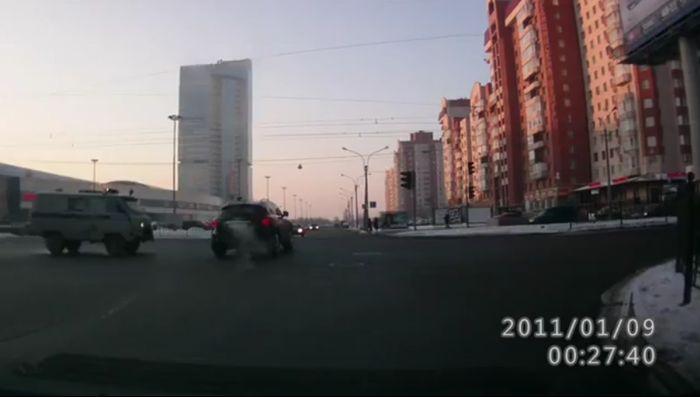 Авария дня часть 468 (фото+видео)