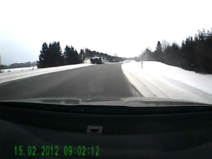 Авария дня часть 469 (фото+видео)