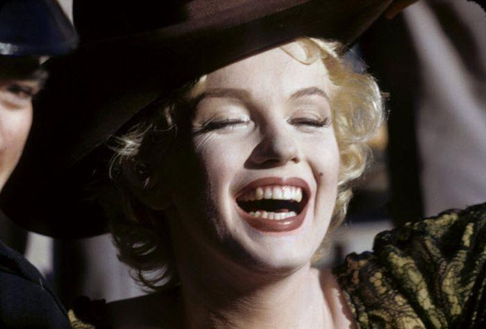 Marilyn Monroe and the Camera: бесконечный материал. (61 фото)