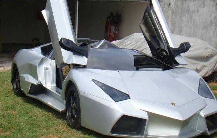 Lamborghini Reventon за смешные $45700 (9 фото)