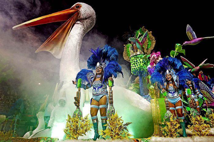 Карнавал в Рио 2012 (53 фото)