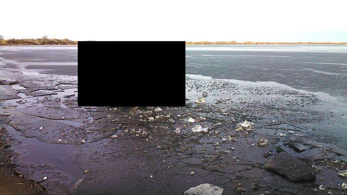Неожиданная находка в американских льдах (2 фото)