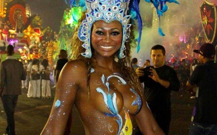 Карнавал в Рио 2012. Самое пикантное. (35 фото + 1 видео)