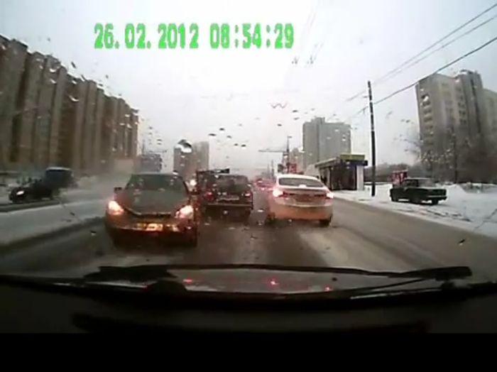 Авария дня часть 479 (фото+видео)