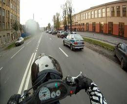 Piter Street Stunt