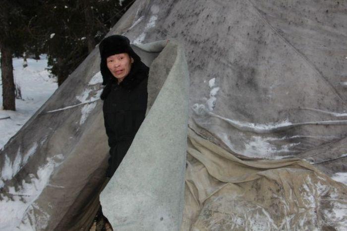 Как живет шаман Коля (24 фото)