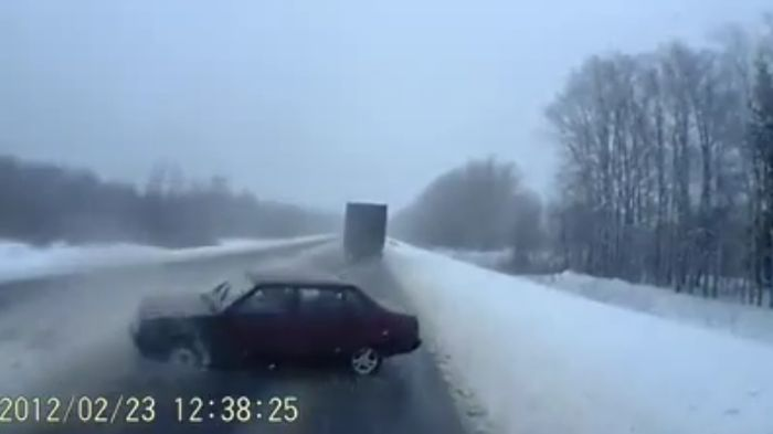 Авария дня часть 481 (фото+видео)