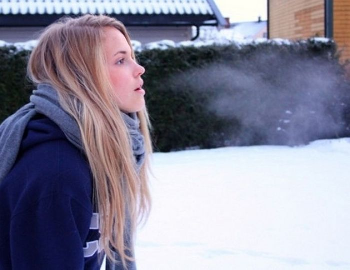 Голые девушки норвегии фото