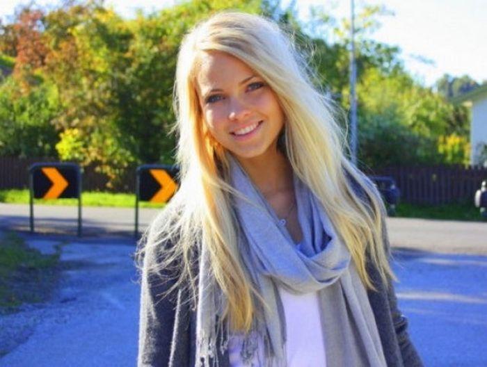 Эмили из Норвегии (43 фото)