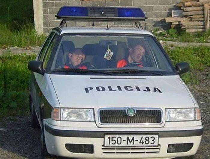 полиция, будни, работа