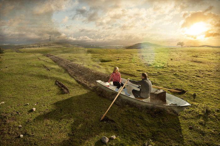 Потрясающие работы Эрика Йоханссона (51 фото)