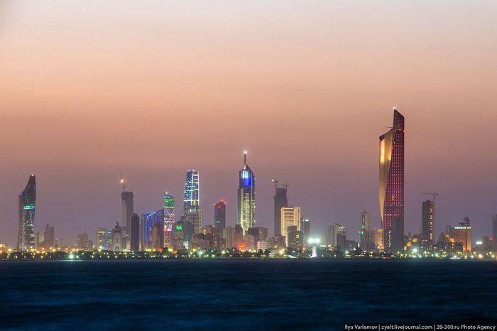 кувейт, богатая страна, хорошая жизнь