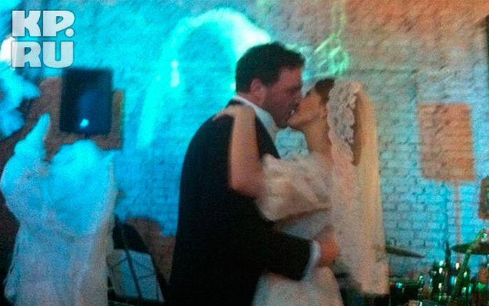 ксения собчак, максим виторган, свадьба