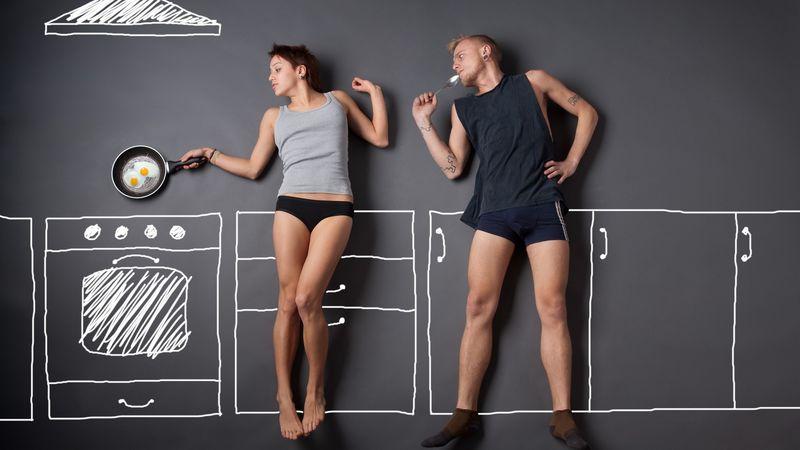 Новые фото нарисованная рисунок, парень с девушкой, прикол