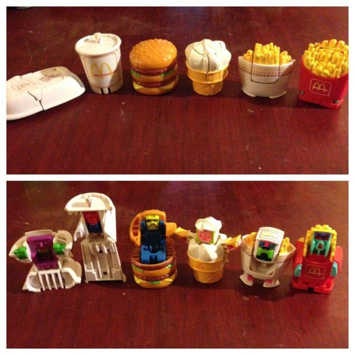 Новый фотоприкол игрушка, макдональдс, трансформеры