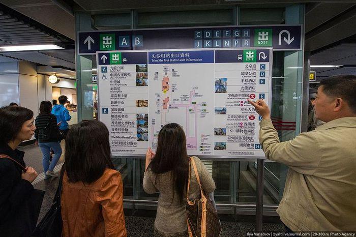 метро, навигация, платформа, вагон