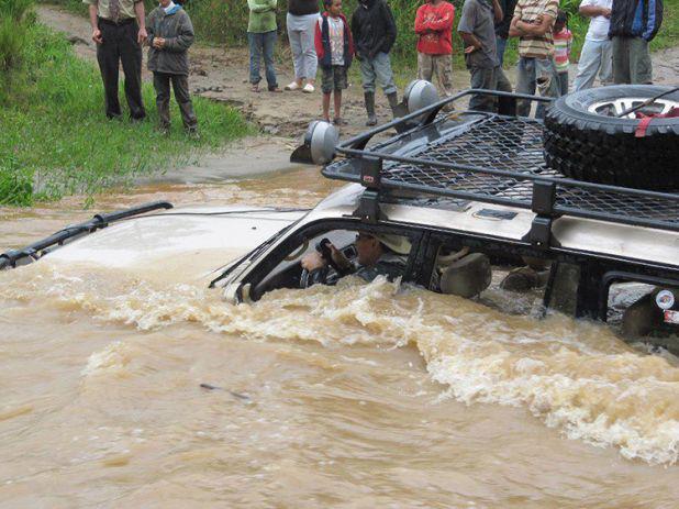 Яркие фото авто, вода, потоп, утопил машину