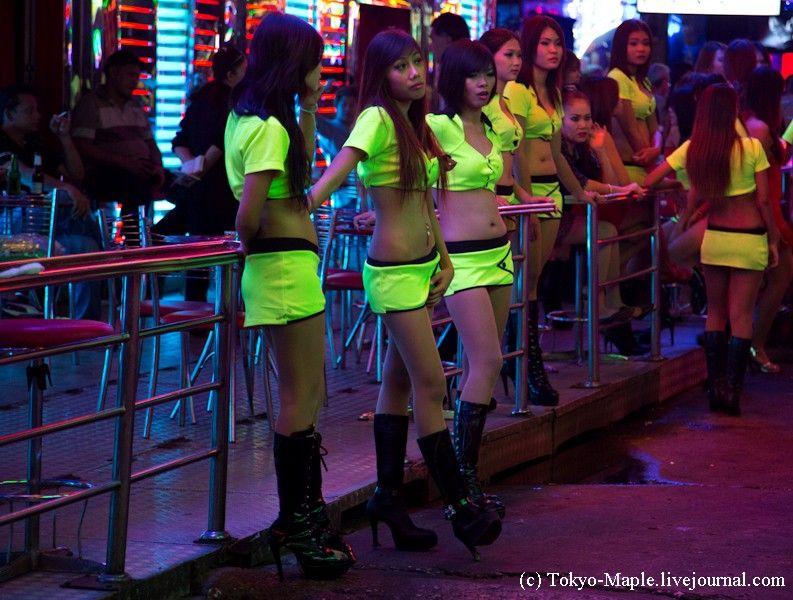бангкок, проститутка, тайланд