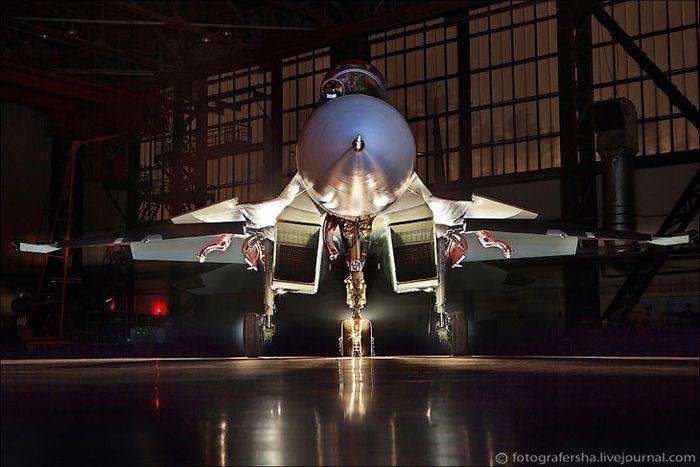 авиация, завод, летчик, репортаж, самолет, су-30, як-130