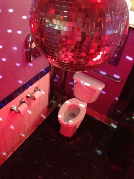 Юмор прикол диско-бол, дискотека, прикол, туалет