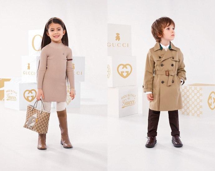 Фото гучи, дети, детская одежда, малыши, мода