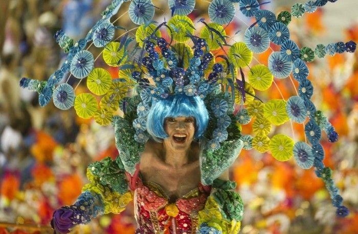 Рио де жанейро фото карнавал