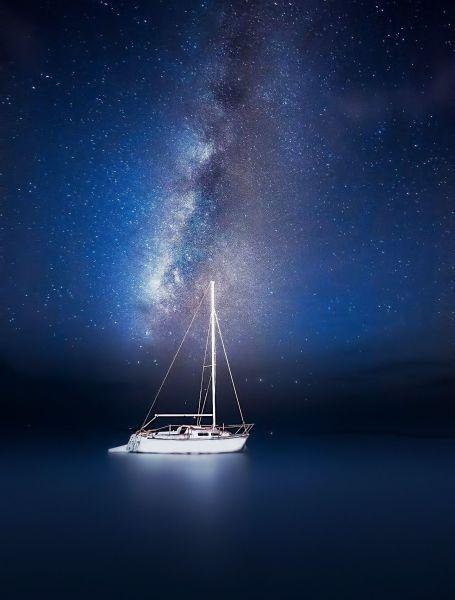 Потрясающие и завораживающие фотографии ночного неба