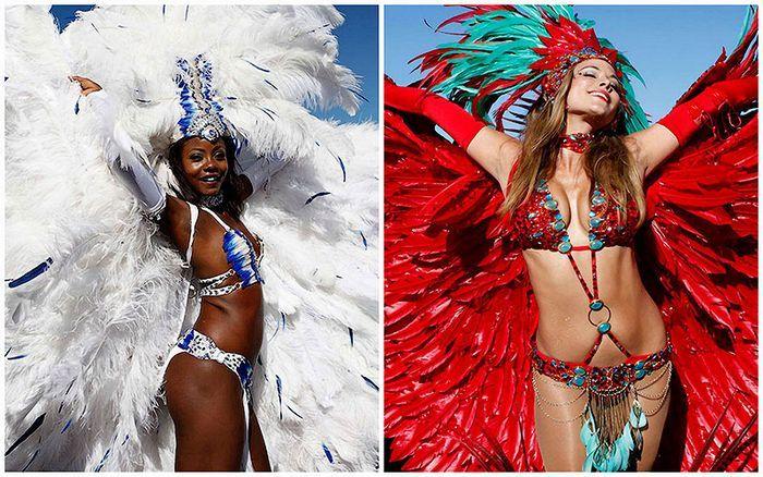 карибы, карнавал, культура, тринидад, тобаго