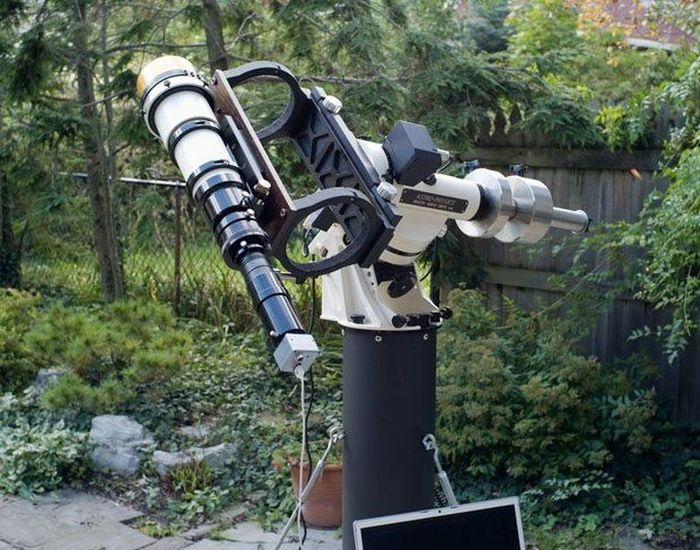 солнце, телескоп, асторономия