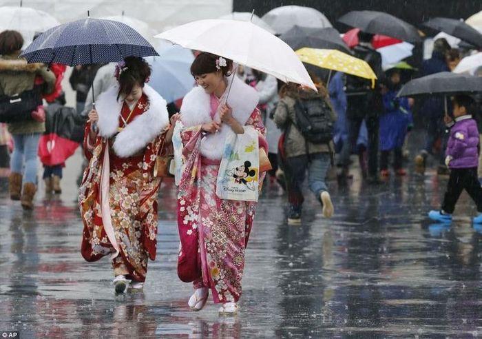 японские праздники, праздник