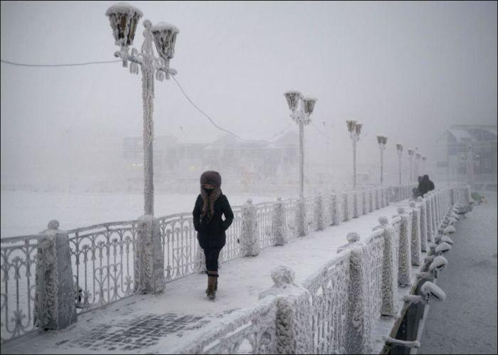 холод, город в россии