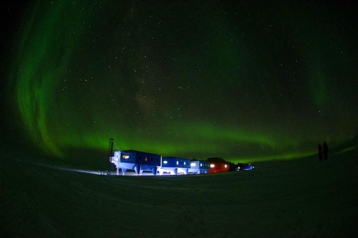 антарктида, halley vi, лаборатория