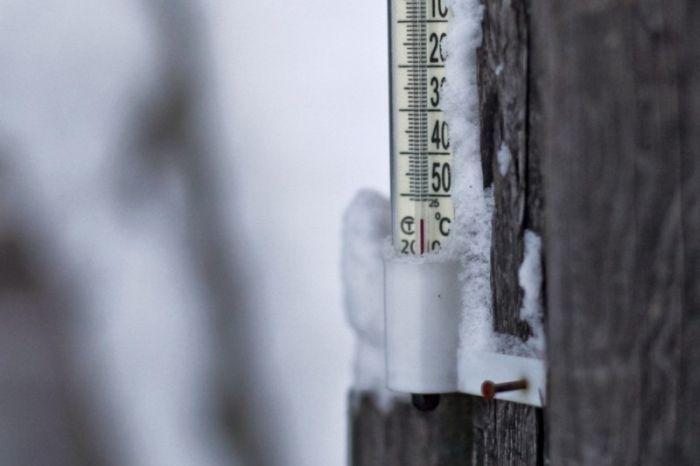 Бесплатный фотоприкол градусник, мороз, температура