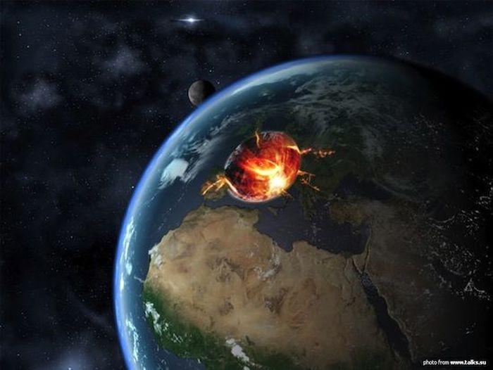 земля, планета, конец света