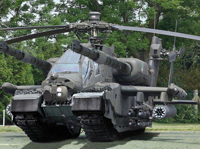 Бесплатно фото вертолет, жесть, оружие, танк, универсальная