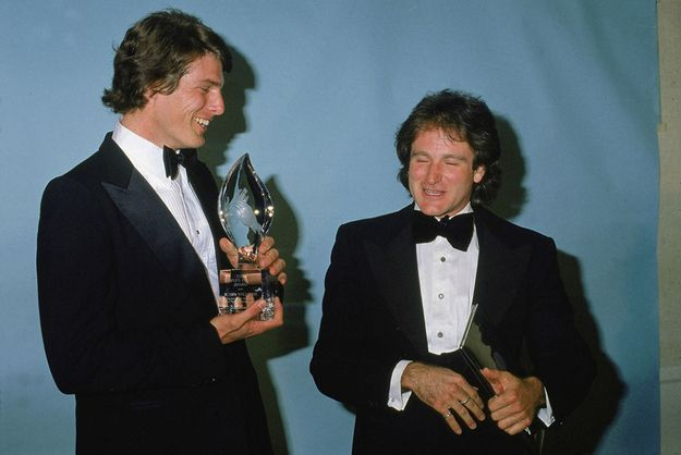 Robin Williams y Superman(La verdadera amistad)