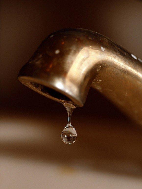 Картинки капля воды из крана