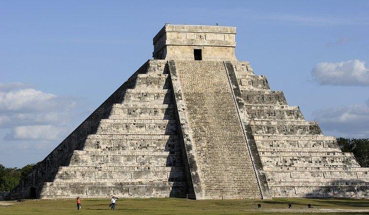 Пирамиды чичен ица chichen itza в мексике