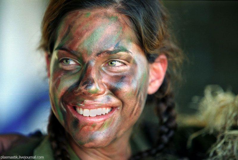 Армия израиля красивые девушки