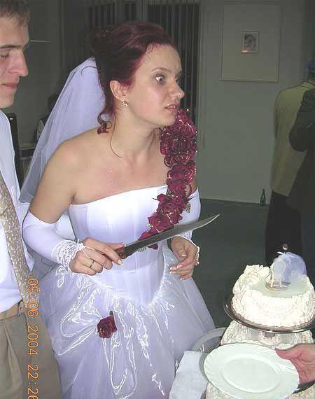 Позитивно о свадьбах (124 фото)