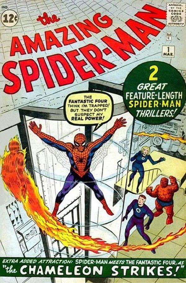 Одна из самых редких ныне существующих книжек с комиксами - это первое издание знаменитого