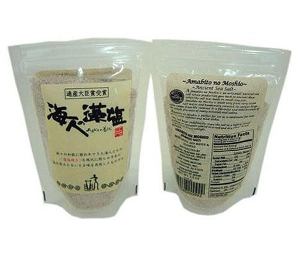 Самая редкая и дорогая в мире морская соль производится в Японии и носит название