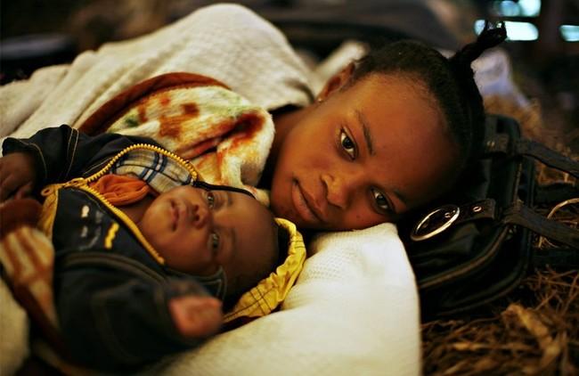 Портретные фото из Конго (38 фото)