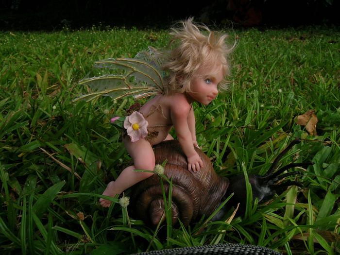 Куклы от Aidamaris Roman (51 фото)